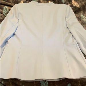 Calvin Klein Jackets & Coats - New never worn Calvin Klein blazer. Baby blue sz16